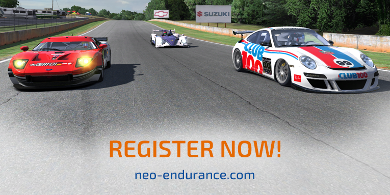 Registration for the 2014 NEO Endurance Series is now open