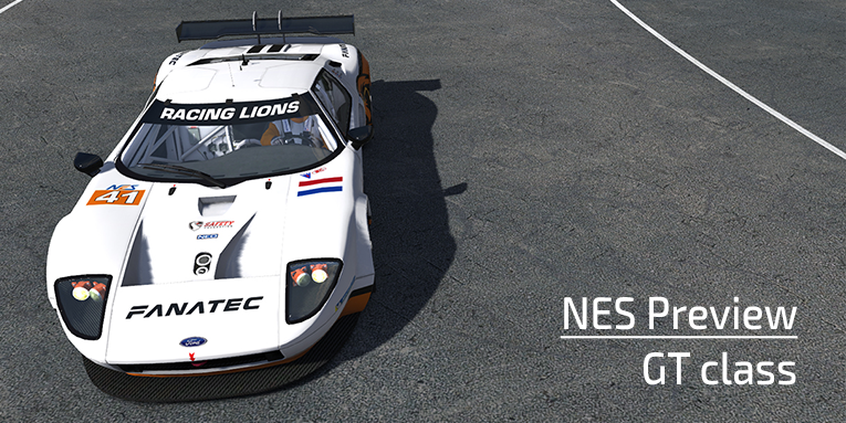 NES Preview – GT class