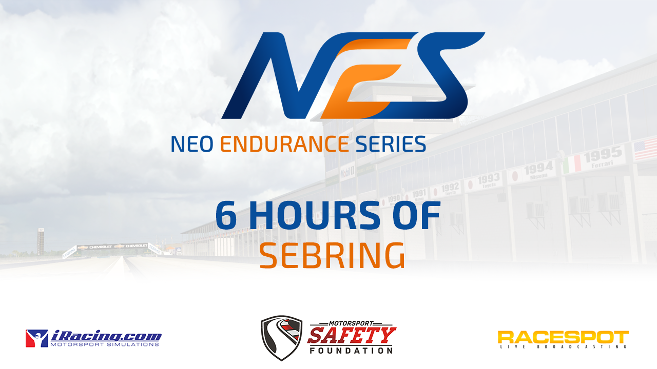 NES: 6 hours of Sebring