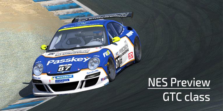NES preview – GTC class