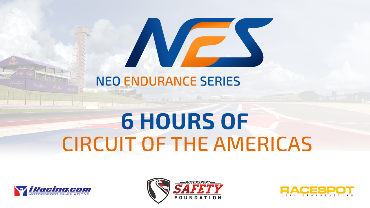 NES: 6 hours of COTA