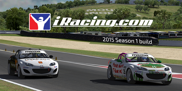 iRacing.com 2015 season 1 update