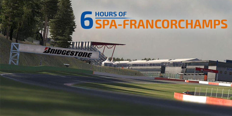 NES 6 hours of Spa