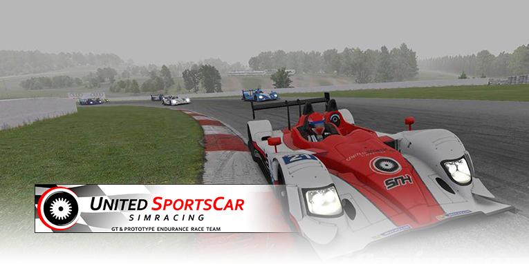United SportsCar SimRacing joins NES