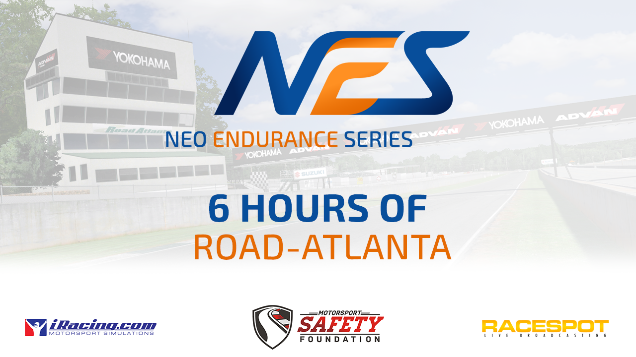 NES: 6 hours of Road-Atlanta