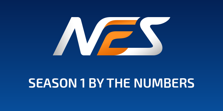 Season 1 by the numbers