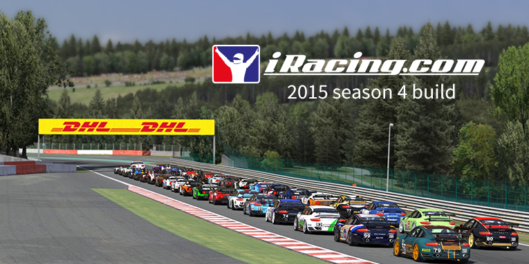 iRacing.com 2015 season 4 build