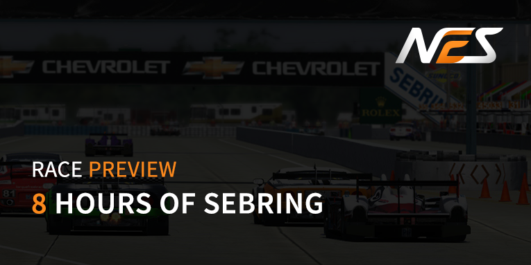 8 hours of Sebring preview