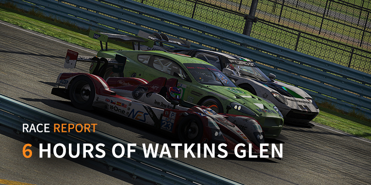 Radicals Online victorious at 6 hours of Watkins Glen