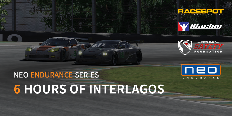 NES2: 6 hours of Interlagos