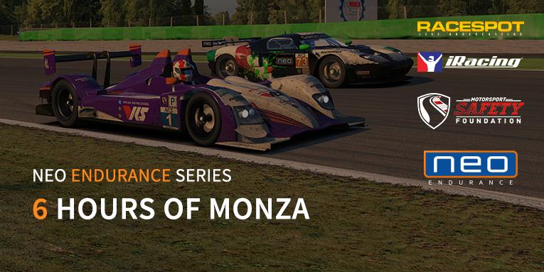 NES2: 6 hours of Monza