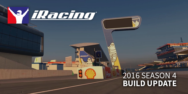 iRacing 2016 season 4 build