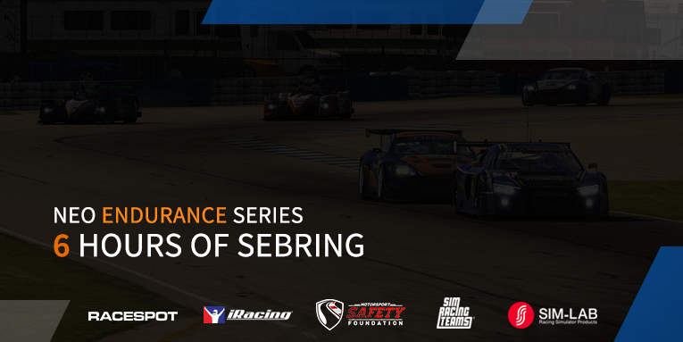 NES3: 6 hours of Sebring