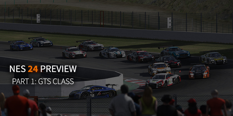 Le Mans preview: GTS championship battle