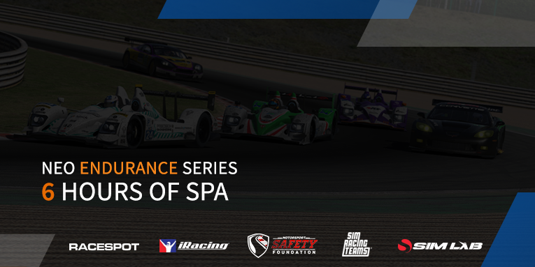 NES3: 6 hours of Spa
