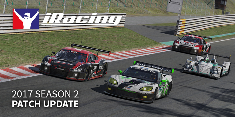 iRacing 2017 season 2 patch