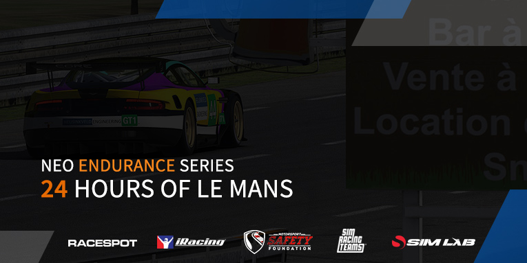 NES3: 24 hours of Le Mans