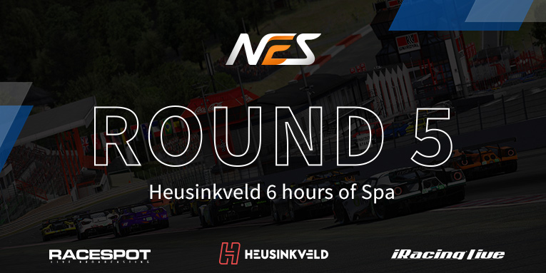 Race replay: Heusinkveld 6 hours of Spa