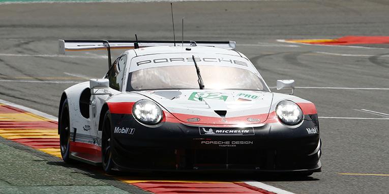 A New Challenger Awaits: The Porsche 911 RSR Joins NEO