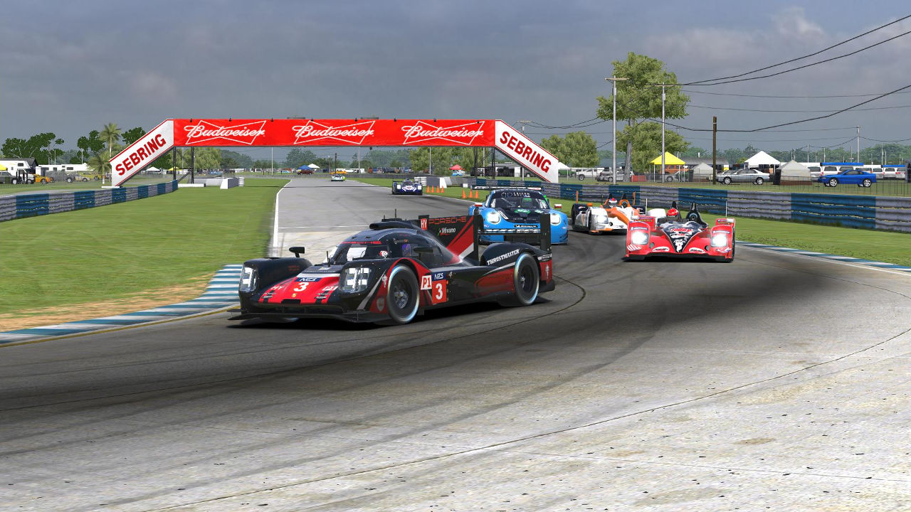Rapid Recap: Mivano's 1-2 Leads the Way at Sebring