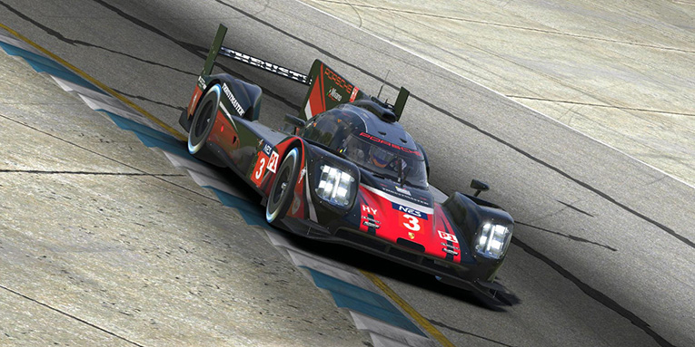 P1 Recap: Mivano Sweeps Race Day at Sebring