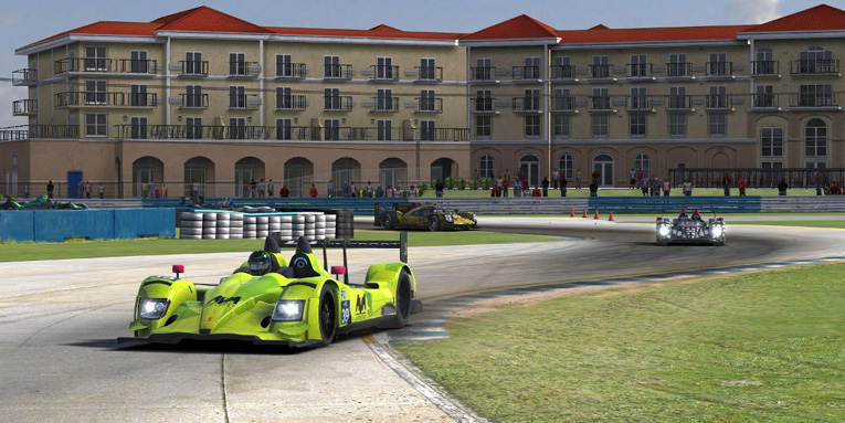 P2 Recap: AVA Uses Smarts and Speed to Win at Sebring
