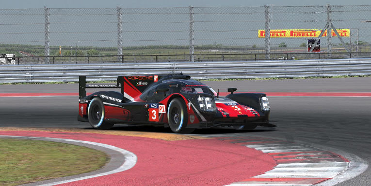 P1 Recap: Mivano Conquers the Class at COTA