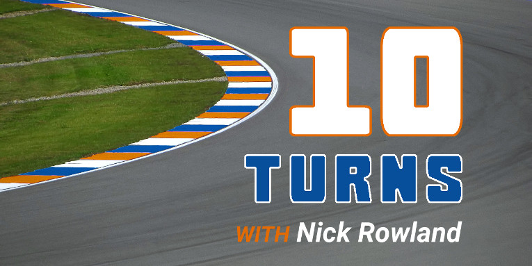 10 Turns with Nick Rowland