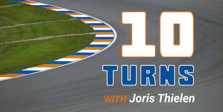 10 Turns with Joris Thielen