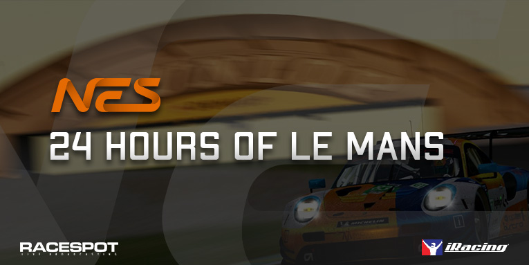 Race replay: Racespot 24 hours of Le Mans