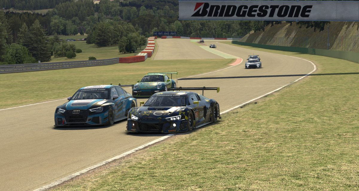 GT3 Recap: Biela Bests the Field at Spa