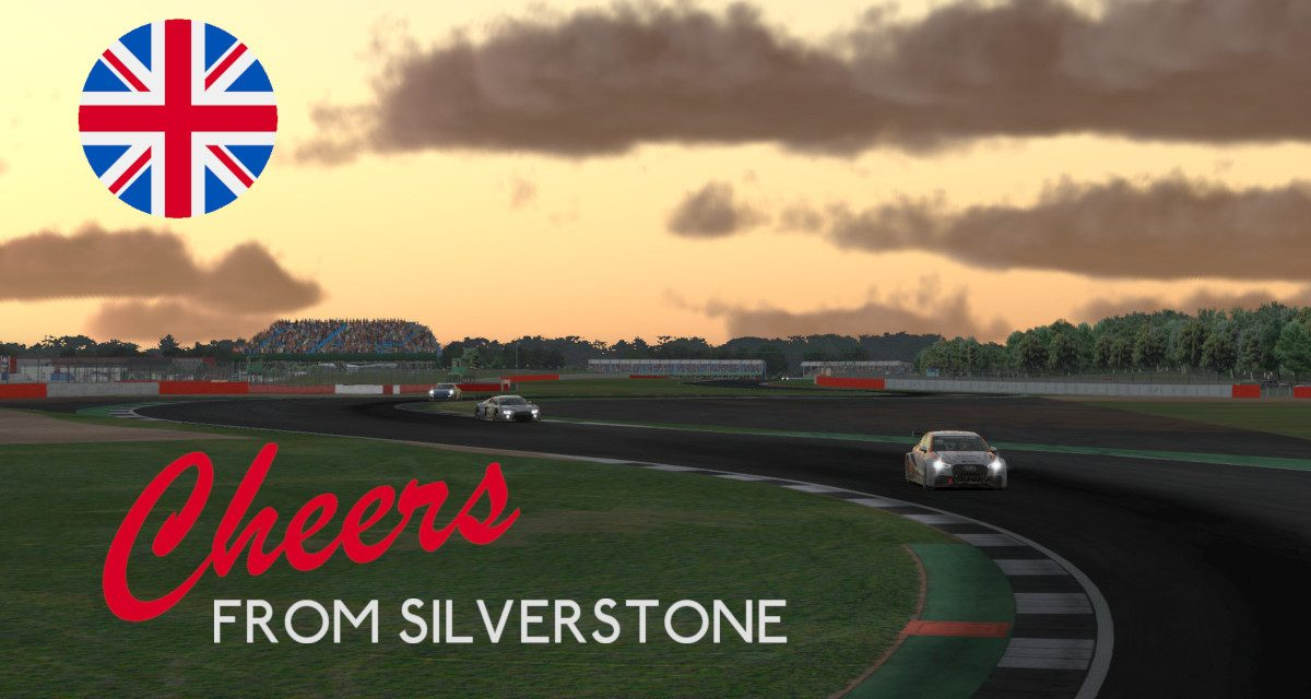 Postcards from Silverstone