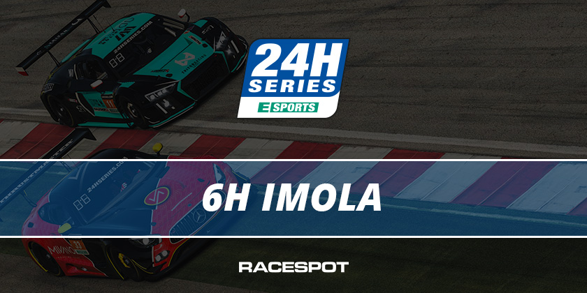 Race replay: 6H IMOLA