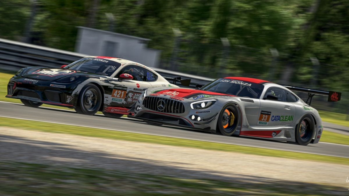 GT4s to Join the 24H SERIES ESPORTS Lineup Next Season