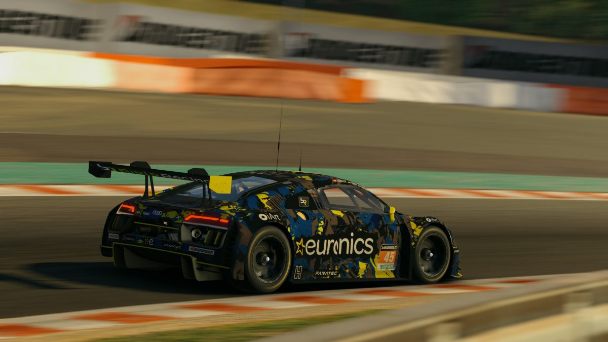 24H SERIES ESPORTS powered by VCO champions crowned at season finale